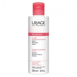 Uriage Roseliane Dermo Cleansing Fluid 250 ml