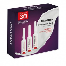 Frezyderm Promo Hyaluronic Acid Cream Booster 5ml 3τμχ