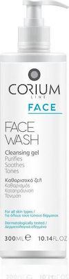 Corium Line Face Wash Cleansing Gel 300ml