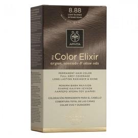 Apivita My Color Elixir 8.88 Βαφή Μαλλιών, Ξανθό Ανοιχτό Έντονο Περλέ