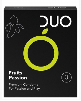 Duo Fruits Passion 3τμχ
