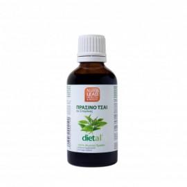 Nutralead Dietal Πράσινο Τσάι σε Σταγόνες 50ml