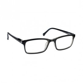 Eyelead Γυαλιά Διαβάσματος +0.75 Unisex Χρώμα Μαύρο, με Κοκκάλινο Σκελετό E151