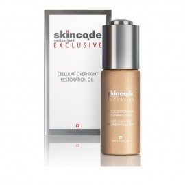 Skincode Exclusive Cellular Overnight Restoration Oil 30 ml