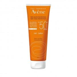 Avene Soins Solaires Lait SPF50+ Αντηλιακό Γαλάκτωμα για Πρόσωπο/Σώμα 250ml