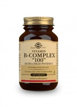 Solgar Vitamin B-100 Complex 100 veg.caps
