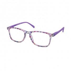Eyelead Γυαλιά Διαβάσματος +3.50 Κοκκάλινα Μπορντώ Πολύχρωμο Ε207