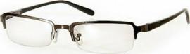 Eyelead Γυαλιά Διαβάσματος Unisex Μαύρο, με Μεταλλικό Σκελετό E101