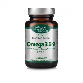 Power Health Omega 3.6.9 30 Caps