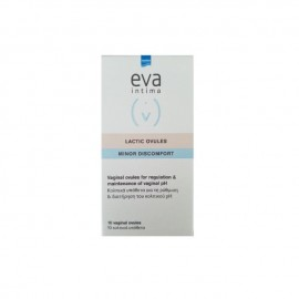 Intermed Eva Lactic Ovules Minor discomfort 10τμχ
