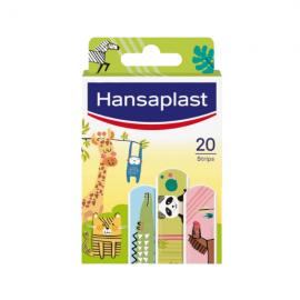 Hansaplast Junior Animals 20 τμχ