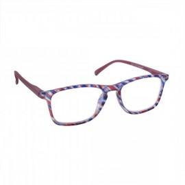 Eyelead Γυαλιά Διαβάσματος Κοκκάλινα Μπορντώ Πολύχρωμο Ε207