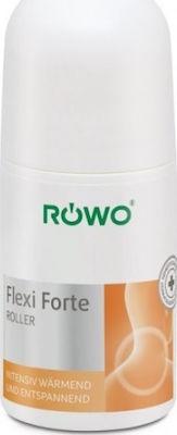 Rowo Roller Flexi Forte 50ml - Έντονη Θέρμανση & Χαλάρωση