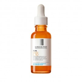 La Roche Posay Pure Vitamin C10 Serum Αντιοξειδωτικός, Αντιρυτιδικός, Αναζωογονητικός Ορός Λάμψης με Βιταμίνη C 30ml