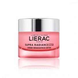 Lierac Supra Radiance Nuit Creme Renovatrice Detox 50 ml