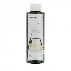 Korres Σαμπουάν Τριχόπτωσης Ανδρικό Κυστίνη & Ιχνοστοιχεία 250 ml