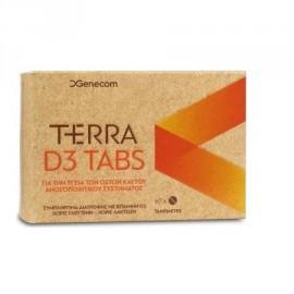 Genecom Terra D3 60tabs