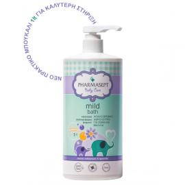 Pharmasept Tol Velvet Mild Bath, Βρεφικό - Παιδικό Αφρόλουτρο για Σώμα & Μαλλιά 1Lt