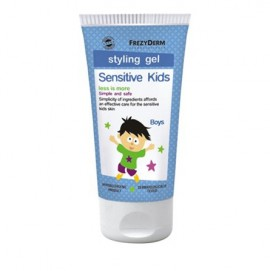 Frezyderm Sensitive Kids Styling Gel for Boys, 100ml
