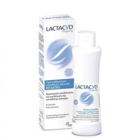 Lactacyd Pharma Moisturizing, Ενυδατώνει την Ευαίσθητη Περιοχή 250ml