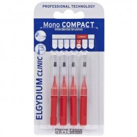 Elgydium Clinic Mono Compact 0.7 mm 4 brushes