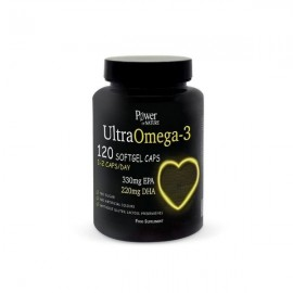 Power Health Sport Series Ultra Omega-3 120 μαλακές κάψουλες