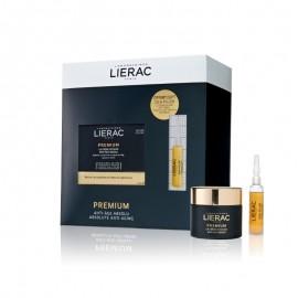 Lierac Promo Premium La Creme Soyeuse Legere 50ml & Δώρο Cica-Filler Serum 10ml