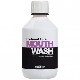 Frezyderm Mouth Wash Hydroral Xero, Στοματικό Διάλυμα για Παρατεταμένη Ενυδατική Δράση 250ml