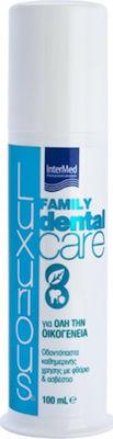 Intermed Luxurious Family Dental Care, Oδοντόπαστα Καθημερινής Χρήσης 100ml