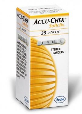 Roche Accu - Chek Softclix Lancets 25 βελόνες