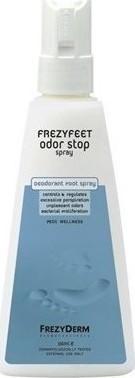 Frezyderm Frezyfeet Odor Stop Spray, Αποσμητικό Spray για Πόδια 150 ml