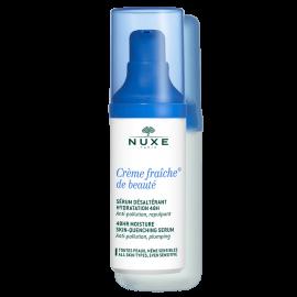 Nuxe Creme Fraiche de Beaute Serum Desalterant Hydratation 48H, Serum 48ωρης Ενυδάτωσης 30ml