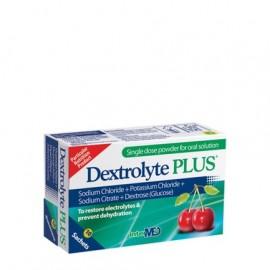 Intermed Dextrolyte Plus Ηλεκτρολύτες 10 φακελάκια