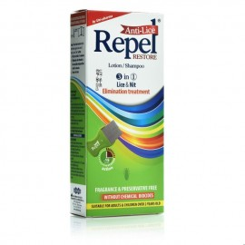 Uni-pharma Repel Anti-Lice Restore Shampoo-Lotion 200ml