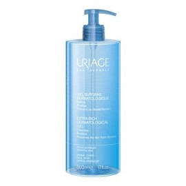 Uriage Extra-Rich Dermatological Gel sensitive skin 500 ml