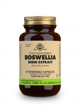 Solgar Boswellia Resin Extract 60 veg. caps