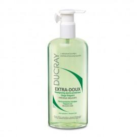 Ducray Extra-Doux Shampooing, Σαμπουάν Ζωντάνιας & Λάμψης, για Όλη την Οικογένεια, 400ml