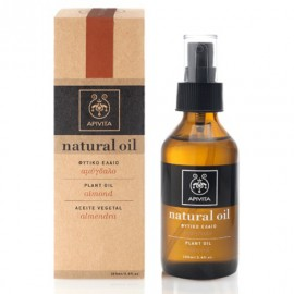 Apivita Natural oil Φυτικό έλαιο Αμύγδαλο 100 ml