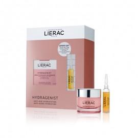Lierac Promo Hydragenist Creme Normal to Dry Skin 50ml & Δώρο Cica-Filler Serum 10ml