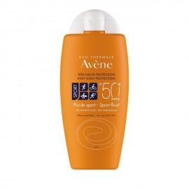 Avene Soins Solaires Sport Fluide SPF50+ Αντηλιακό για Πρόσωπο/Σώμα 100ml