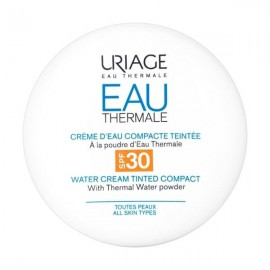 Uriage Eau Thermale Water Cream Tinted Compact SPF30 10 gr
