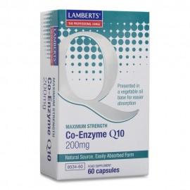 Lamberts Co-Enzyme Q10 200mg 60 κάψουλες