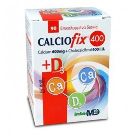 Intermed Calciofix 400 90 tabs