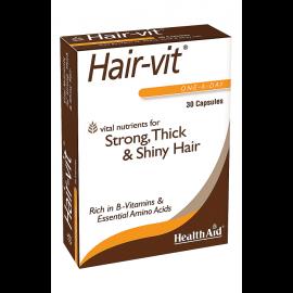 Health Aid Hair-vit 30 caps