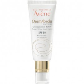Avene DermAbsolu Replenishing Tinted Cream SPF30 40ml
