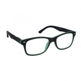 Eyelead Γυαλιά Διαβάσματος Κοκκάλινα Μαύρο Πράσινο Ε192