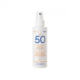 Korres Yoghurt Γιαούρτι Αντηλιακό Γαλάκτωμα Spray SPF50 150 ml