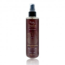 Power Health Inalia Dry Tanning Oil Face & Body Spf 30, 200ml