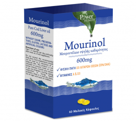 Power Health Mourinol 600mg 60Softgels