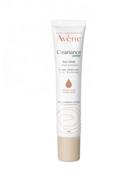 Avene Cleanance Expert Teintee Φροντίδα Με Χρώμα Κατά Των Εντοπισμένων Ατελειών Για Λιπαρό Δέρμα Με Τάση Ακμής 40ml